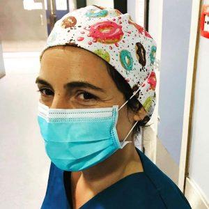 Toucas cirúrgicas