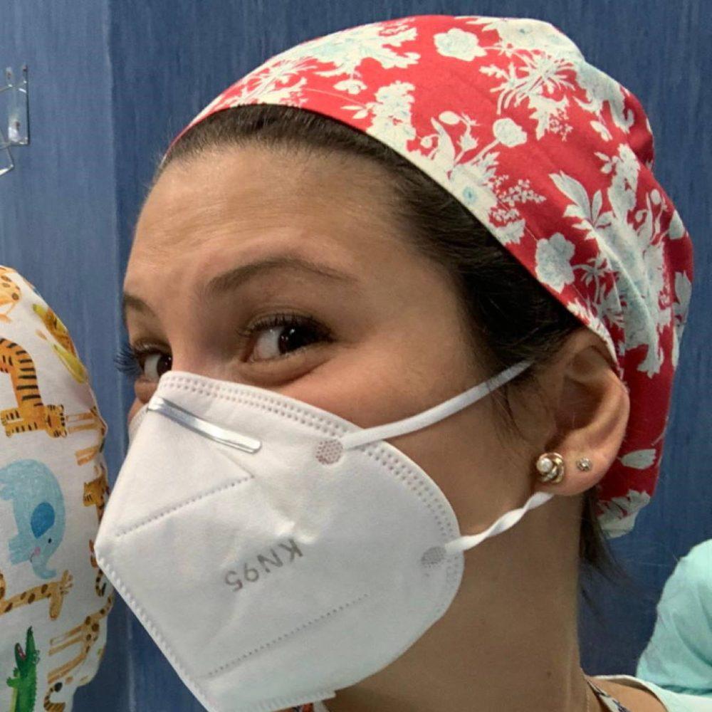 Touca cirúrgica