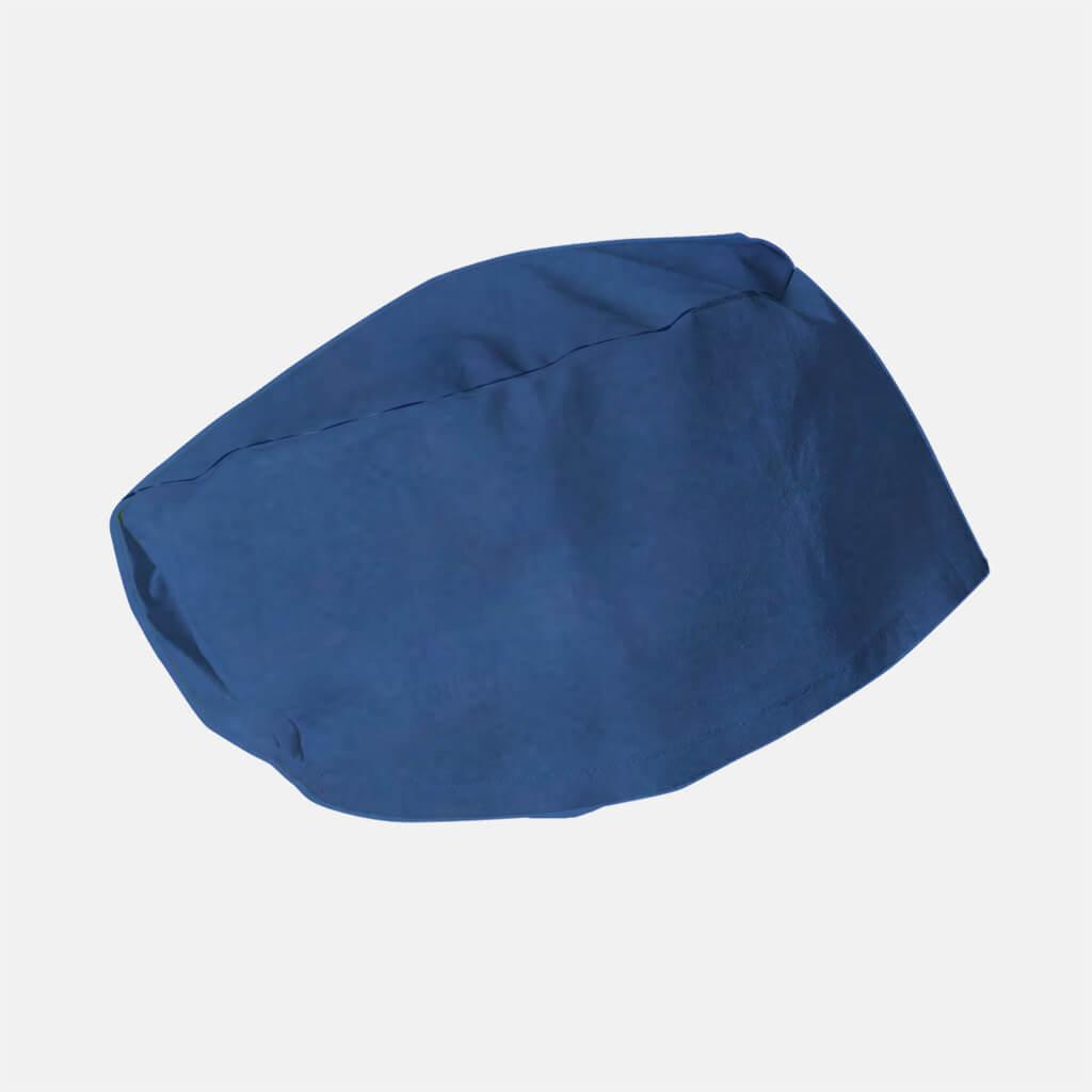 Máscaras comunitárias . toucas cirurgicas lisa elastico azulão 1